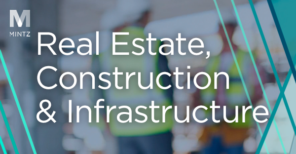 Real Estate, Construction & Infrastructure Viewpoints Thumbnail